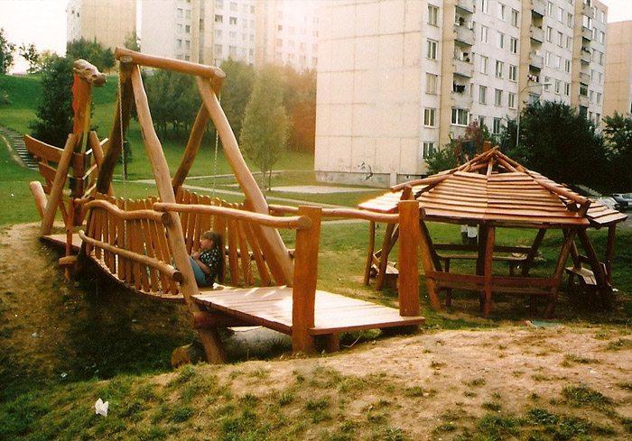 Detské ihrisko Draky