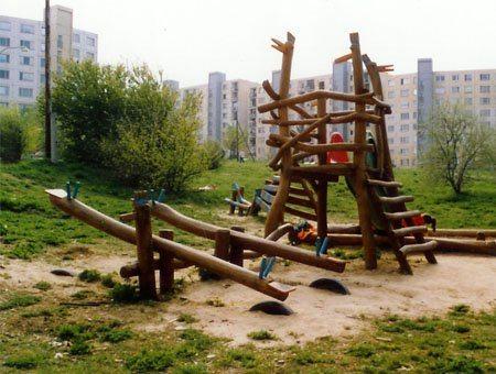 Detské ihrisko Vtáci v Nitre