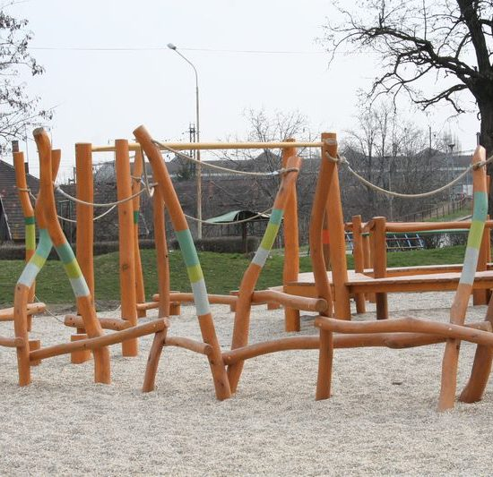 Detské ihrisko Pavúk