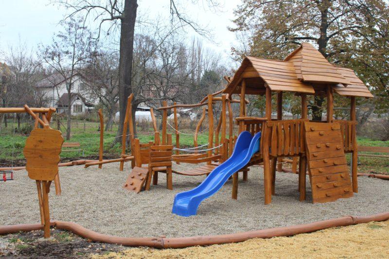 Detské ihrisko v Kolte