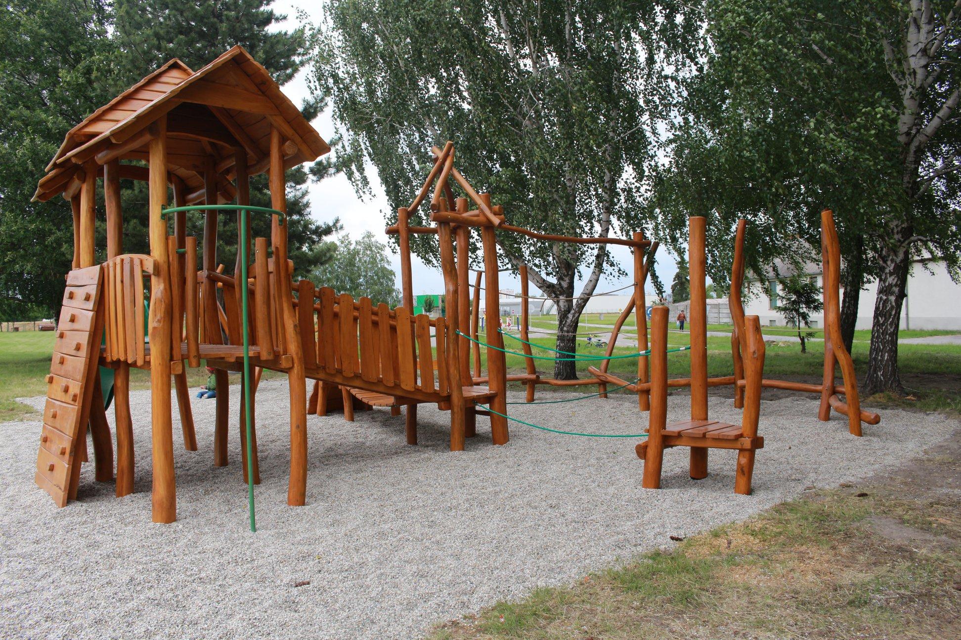 Detské ihrisko Trojveža