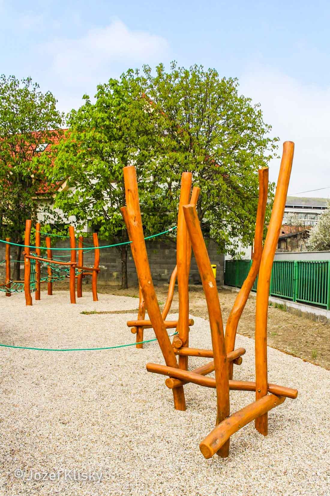 Detské ihrisko Bratislava