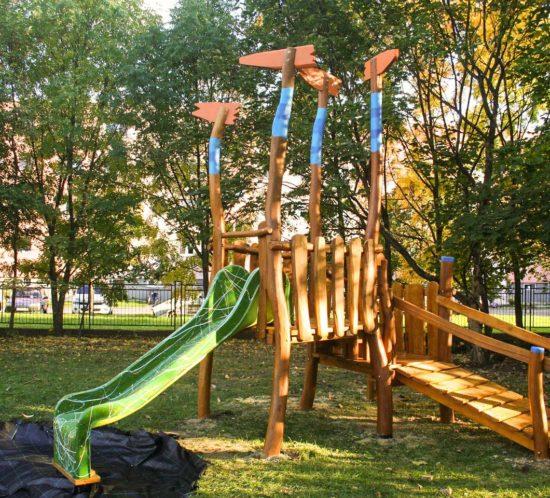 Detské ihrisko Šaľa