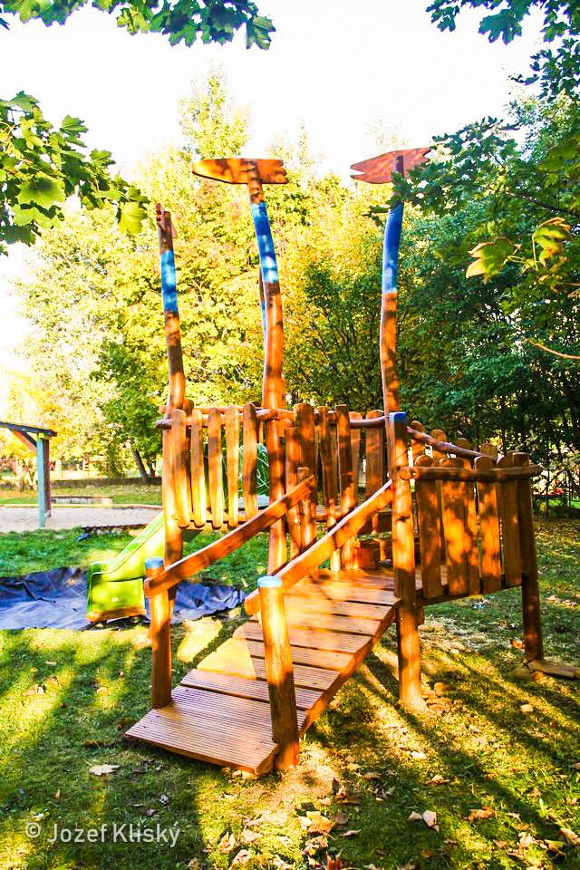 Detské ihrisko Vtáčie hniezdo Šaľa