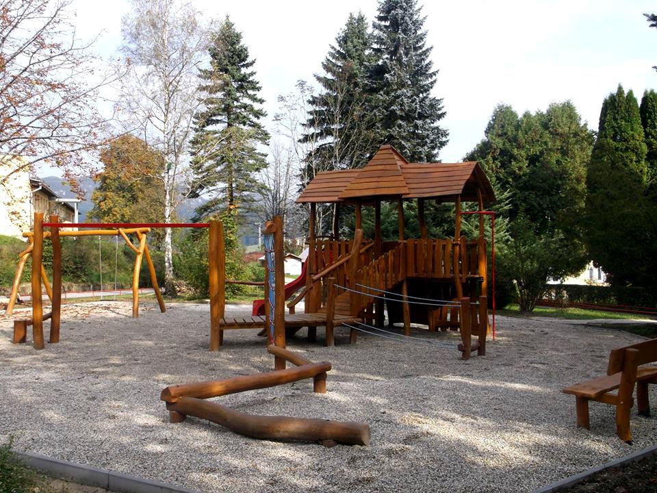 Detské ihrisko Domaniža