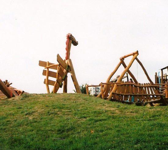 Detské ihrisko Draky, Nitra