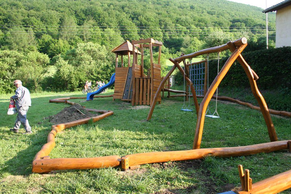 Detské ihrisko Drietoma