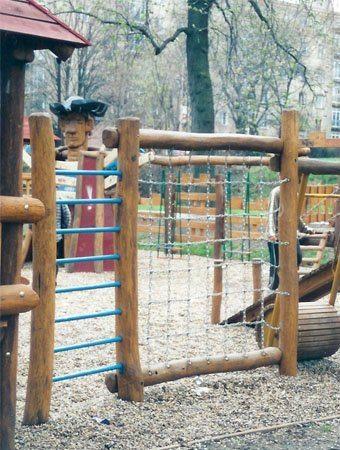 Detské ihrisko Guliver