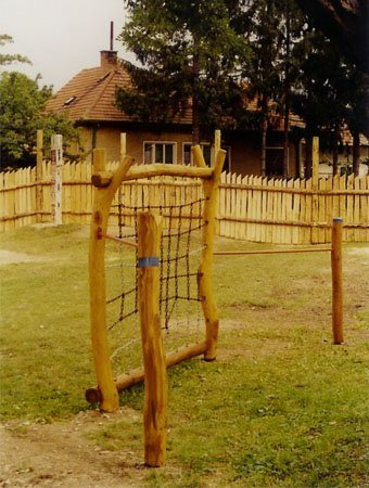 Indiánske detské ihrisko Inčučuna Piešťany