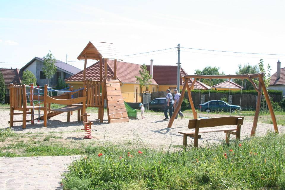 Detské ihrisko Janíkovce