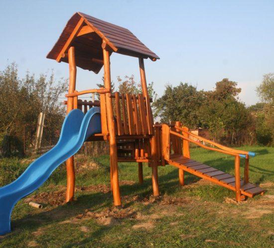 Detské ihrisko Jelšovce