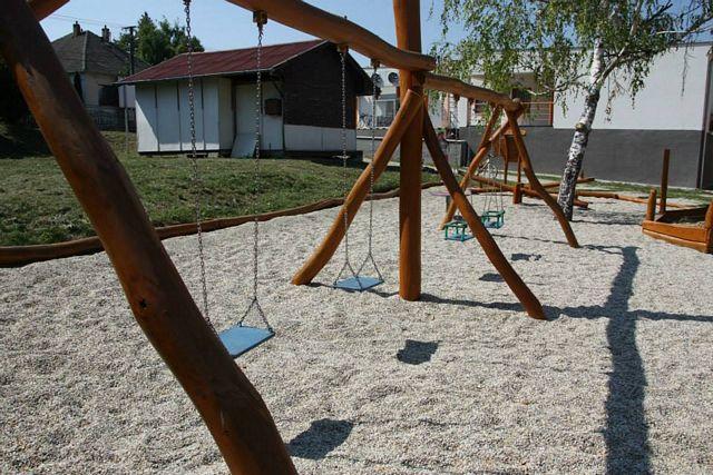 Detské ihrisko Veľké Lovce