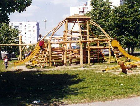 Detské ihrisko Mravenisko, Nitra