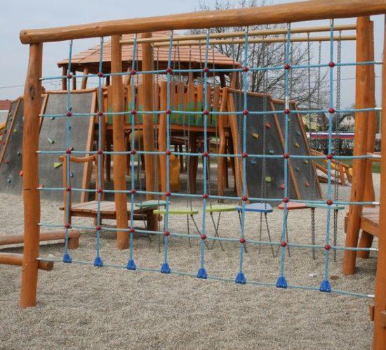 Detské ihrisko Pavúk, Nové Zámky