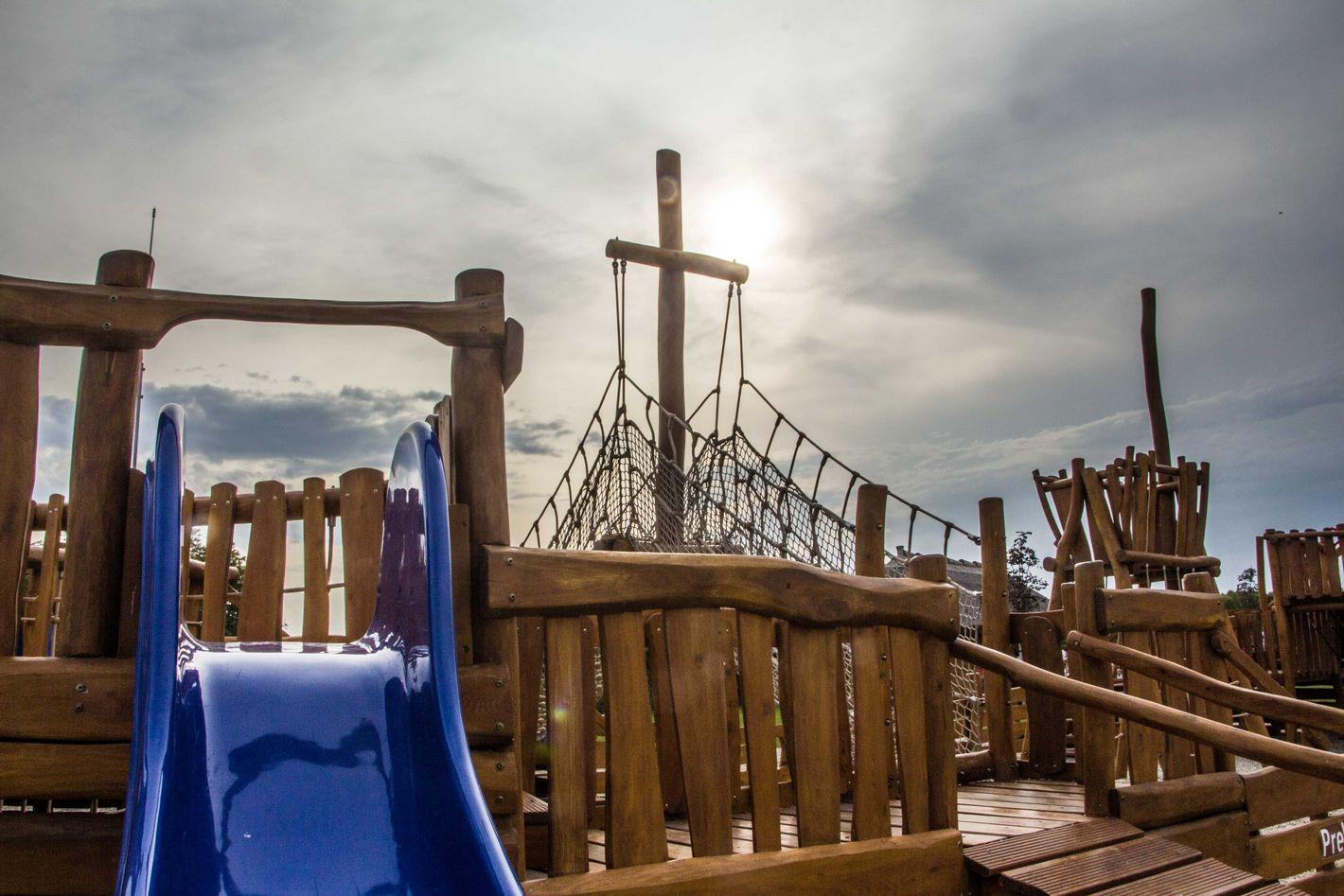 Detské ihrisko Šamorín