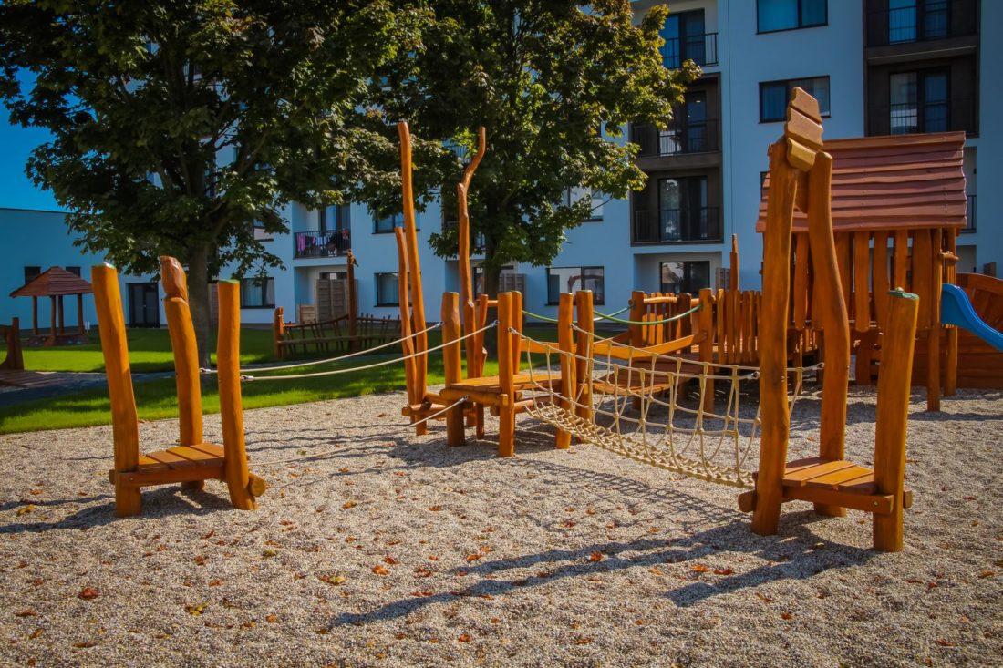 Detské ihrisko Vodný Mlyn v Šamoríne