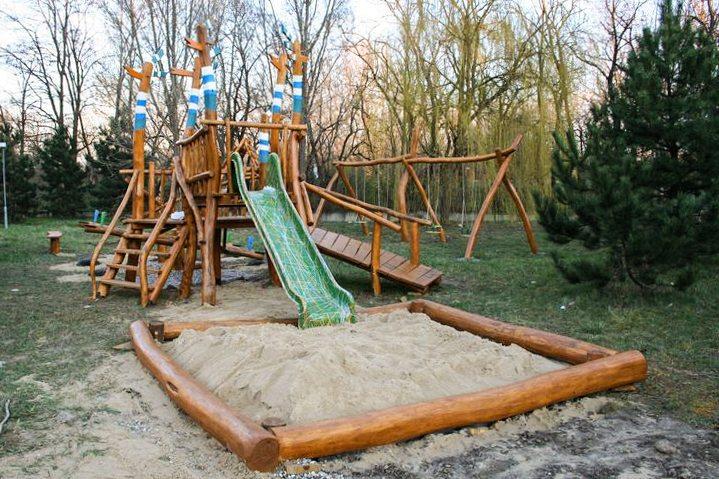 Detské ihrisko Sereď
