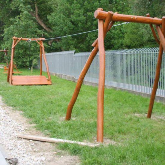 Lanovka na detské ihrisko Bratislava