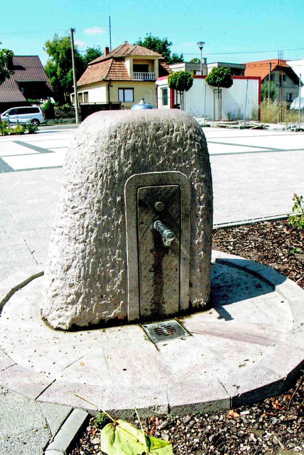 Pitná fontánka