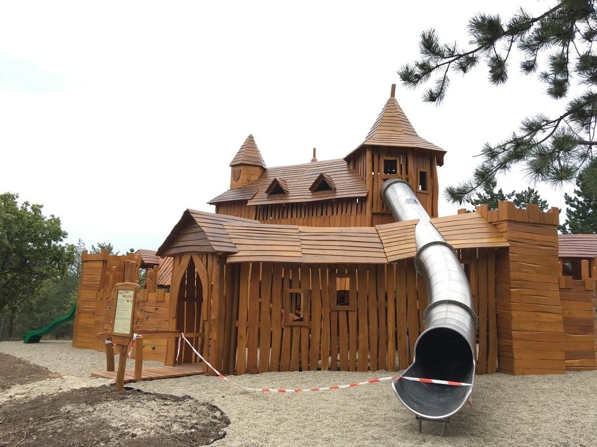 Detské ihrisko Bojnický hrad