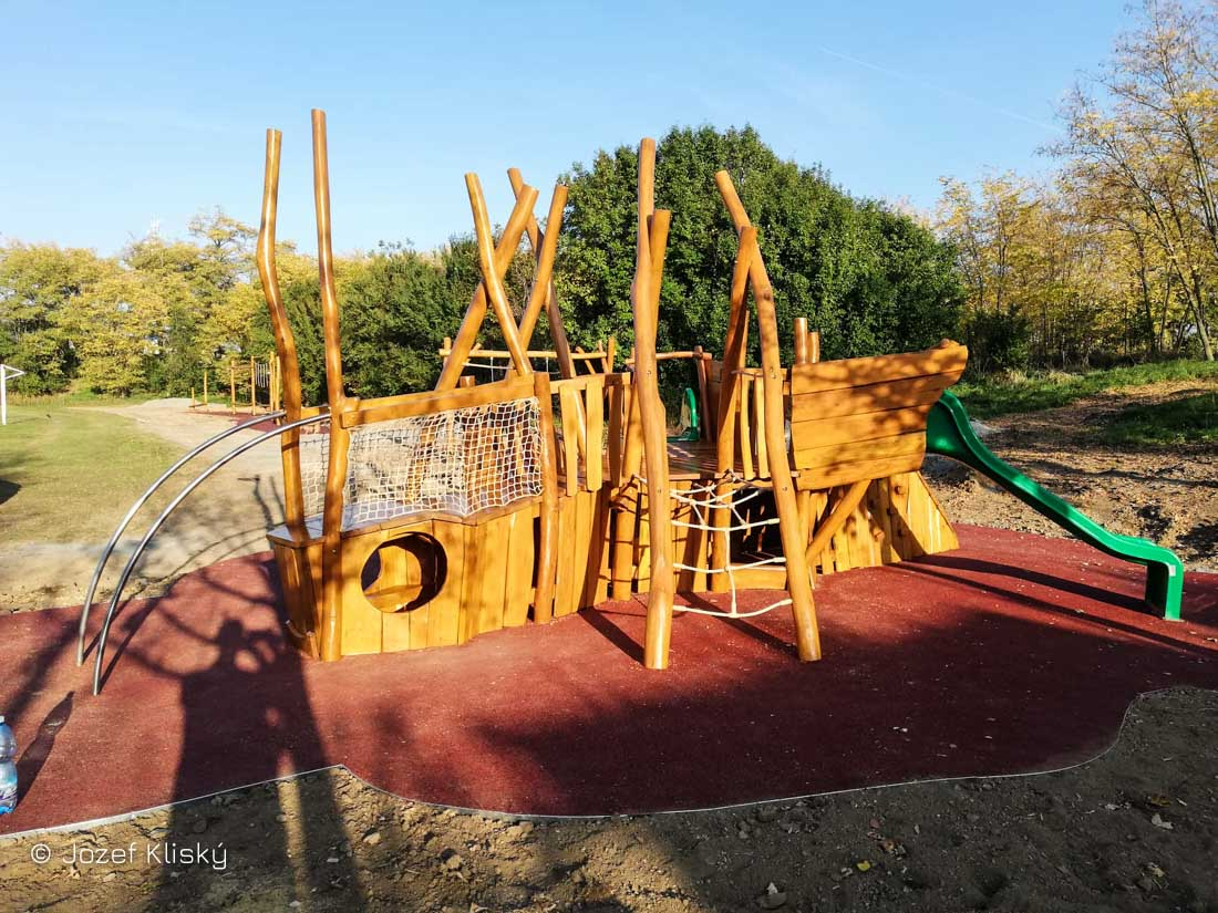 Detské ihrisko Jelšovce, 2019.