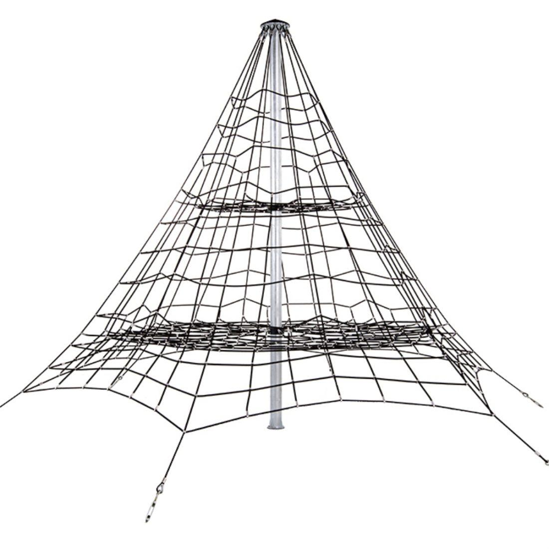 Lanová pyramída KBT011E, 5m