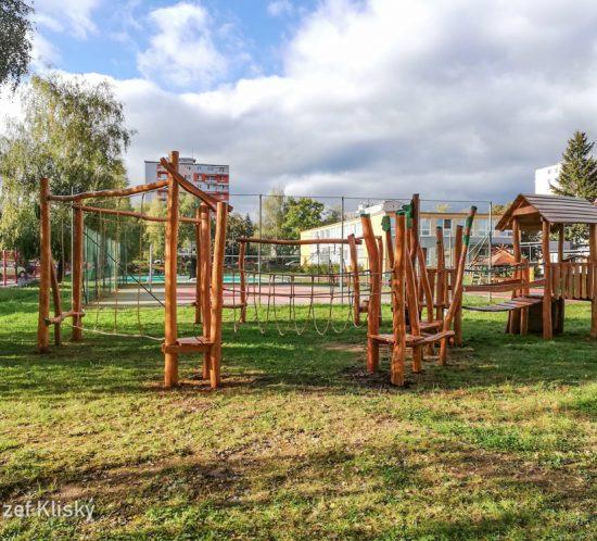 Detské ihrisko Dubáčik, Žiar nad Hronom